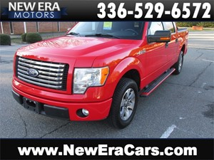 Picture of a 2011 Ford F-150 FX2 SuperCrew 1 Owner