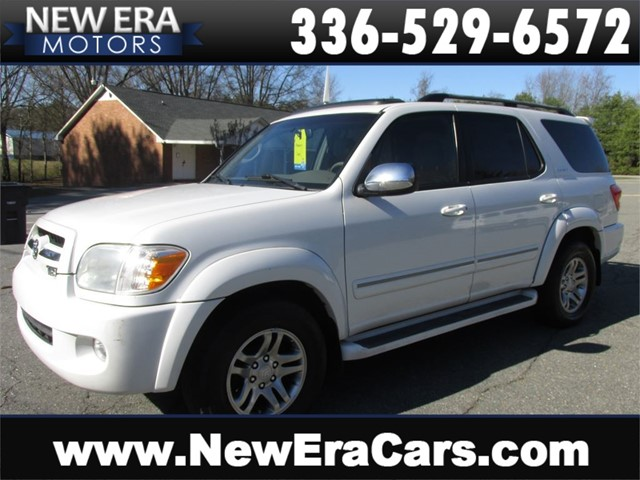 Toyota Sequoia Limited Leather! 3rd Row! Nice! in Winston Salem