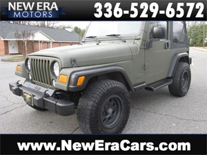 Picture of a 2004 Jeep Wrangler Sahara COMING SOON