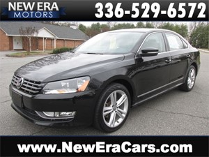 Picture of a 2013 Volkswagen Passat 2.0L TDI SE ONLY 34K!