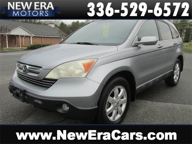 Honda CR-V EX-L 4WD AT, Nav, Sunroof, Leather in Winston Salem