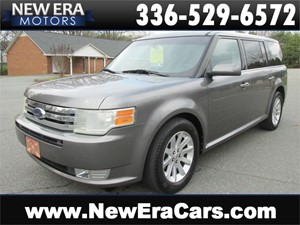 Picture of a 2009 Ford Flex SEL FWD 3rd Row!