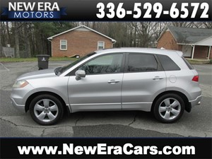 Picture of a 2008 Acura RDX 5-Spd AT with Technology Package