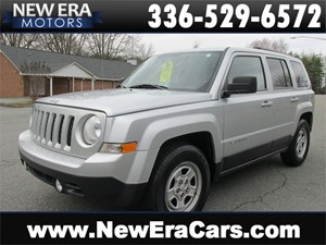 Picture of a 2014 Jeep Patriot Sport2 WD w/ Only 89K Miles!