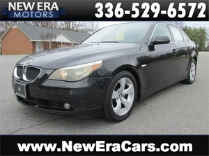 Picture of a 2005 BMW 5-Series 525i Cheap! Sporty!