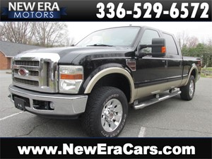 Picture of a 2008 Ford F-250 SD Lariet Crew Cab