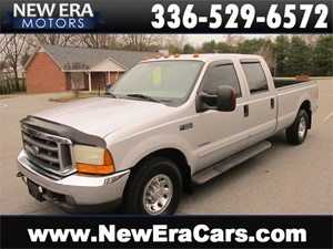 Picture of a 2003 Ford F350 Crew Cab Long Bed 6.0L
