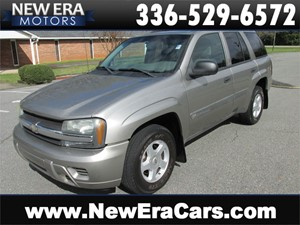 Picture of a 2003 Chevrolet TrailBlazer LS 4WD Great Value!