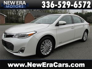 Picture of a 2014 Toyota Avalon Hybrid XLE Premium Loaded!