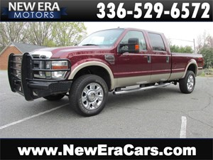 Picture of a 2008 Ford F-350 SD Lariat Crew Cab 4WD