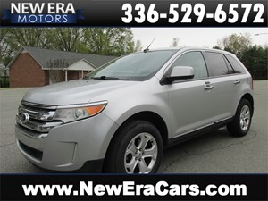 Picture of a 2011 Ford Edge SEL FWD Coming Soon