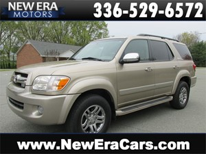 Picture of a 2007 Toyota Sequoia Limited 4WD Coming Soon