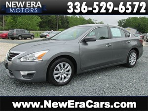 Picture of a 2015 Nissan Altima 2.5 S, Nav, Bluetooth, Backup Cam
