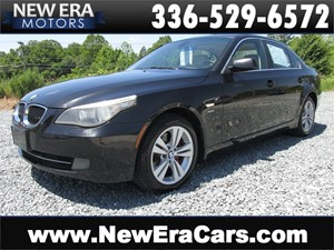 2009 BMW 5-Series 528xi AWD, Leather, Loaded! for sale by dealer