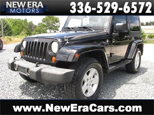 Picture of a 2007 Jeep Wrangler, Sahara, HardTop, 6 Speed M/T
