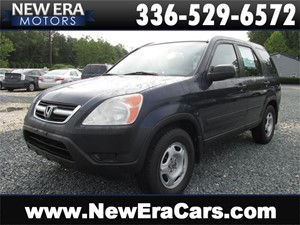 2004 Honda CR-V LX 1 OWNER, NO ACCIDENTS, LOCAL for sale by dealer