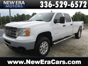 2013 GMC Sierra 2500HD 4WD DURAMAX ALLISON TRANS. for sale by dealer