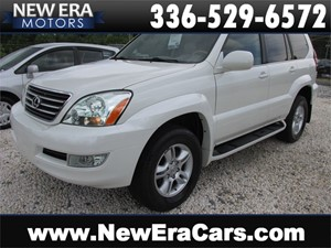 2005 Lexus GX 470 Sport Utility, 4WD, 3rd Row for sale by dealer
