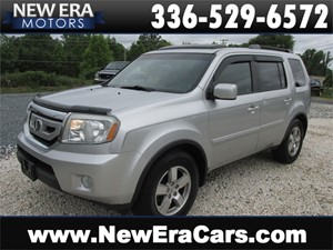 2010 Honda Pilot EX-L 4WD, Leather, 3rd Row for sale by dealer