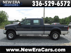2004 Ford F-250 SD XLT Crew Cab 4WD for sale by dealer