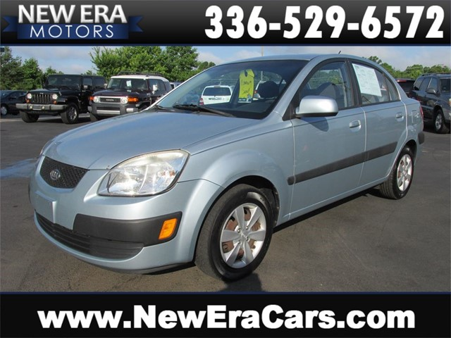 Kia Rio, No Accidents, Locally Owned, Nice in Winston Salem