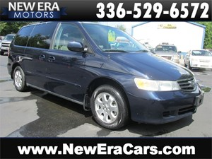 Picture of a 2004 Honda Odyssey EX w/ Leather, Great Service