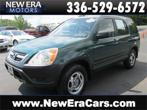 Picture of a 2002 Honda CR-V LX 1 Owner, 54 Service Records