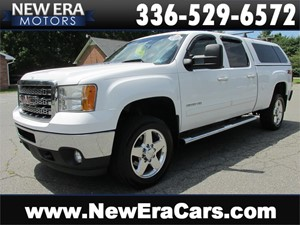 2013 GMC Sierra 2500HD SLT CrewCab4WD-COMING SOON for sale by dealer