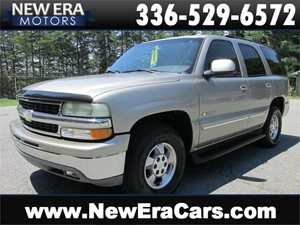 2003 Chevrolet Tahoe, Leather, Cheap, Great Service for sale by dealer