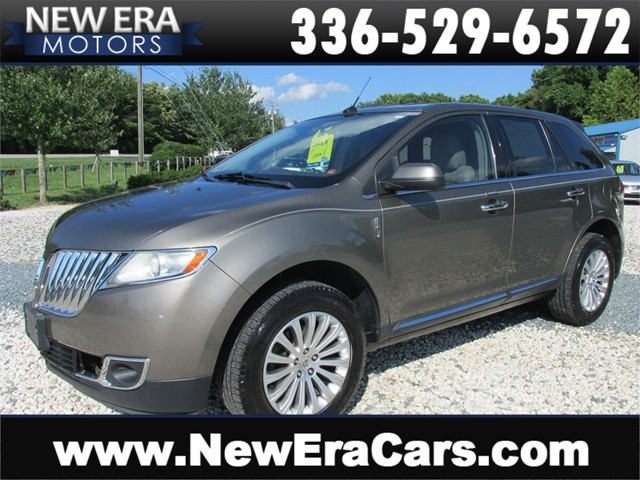 Lincoln MKX AWD, Loaded, No Accidents, Very Nice in Winston Salem