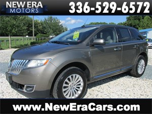 Picture of a 2012 Lincoln MKX AWD, Loaded, No Accidents, Very Nice