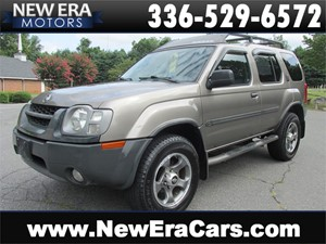 Picture of a 2004 Nissan Xterra XE 4WD-COMING SOON