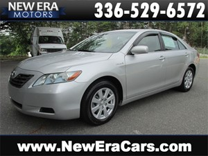 Picture of a 2009 Toyota Camry Hybrid Sedan, No Accidents, Clean