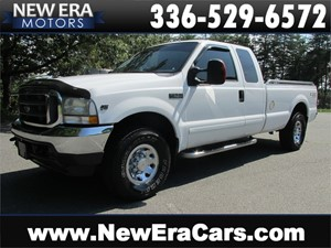 Picture of a 2003 Ford F-250 SD XLT SuperCab Coming Soon