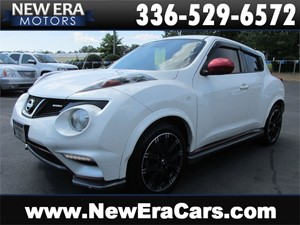 Picture of a 2013 Nissan Juke S AWD Nismo Coming Soon