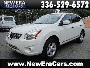 Picture of a 2013 Nissan Rogue S 2WD