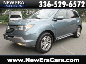 Picture of a 2007 Acura MDX, Leather, 3rd Row, DVD, AWD