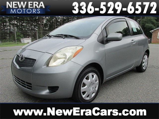 Toyota Yaris, No Accidents, 37 Service Records in Winston Salem