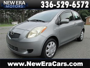 2007 Toyota Yaris, No Accidents, 37 Service Records for sale by dealer