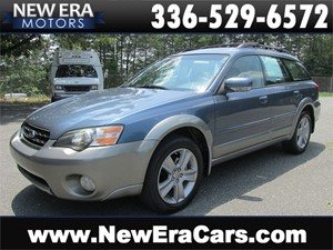 Picture of a 2005 Subaru Outback 3.0R L.L.Bean, Leather, Cheap