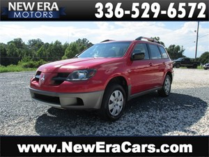 2003 Mitsubishi Outlander LS, AWD, Local Owner, Cheap  for sale by dealer
