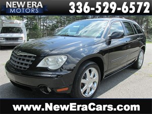 Picture of a 2008 Chrysler Pacifica Limited, Fully Loaded, 3rd Row