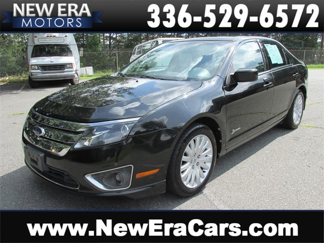 Ford Fusion Hybrid, Leather, NO Accidents in Winston Salem