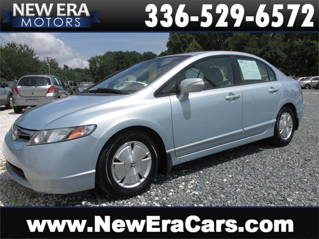 Honda Civic Hybrid, NO Accidents, 50+ MPG in Winston Salem