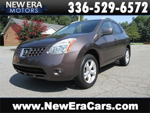 Picture of a 2009 Nissan Rogue S, AWD, Leather, Sunroof, Clean!