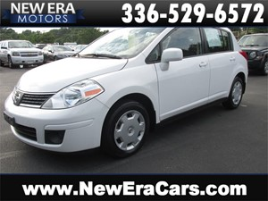 Picture of a 2009 Nissan Versa S Hatchback, 40+ Service Records