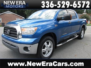 Picture of a 2008 Toyota Tundra SR5 CrewMax, 5.7L V8, 1 Owner