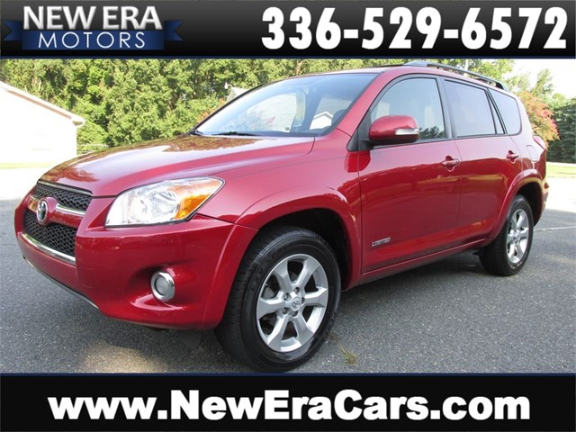 Toyota RAV4 Limited I4, Leather, Sunroof, Clean in Winston Salem