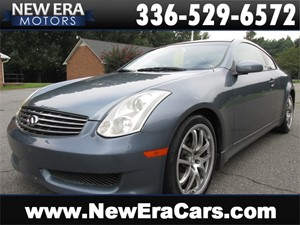 Picture of a 2006 Infiniti G35 Coupe, RWD, 300+ HP, Leather, Alloys