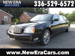 Picture of a 2005 Cadillac (LIMO) Krystal Koach Only 15k Miles